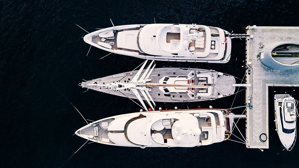 Shooting Yachts – Is It The Same As Real Estate Photography?