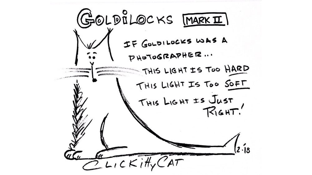 Goldilocks, The Architectural Photographer