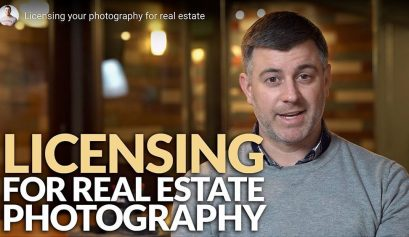 real estate image copyright and licensing